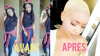 Les actrices de NAFI avant et après (Soukeyna Nafi Sonia)