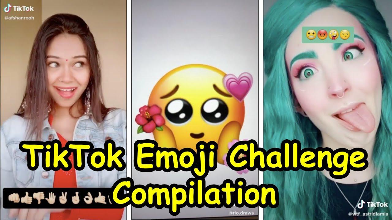 MUSICAL LY / TIK TOK Emoji Face Challenge Compilation ...  |Tiktok Emoji Face Challenge