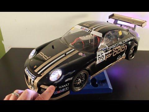 Tamiya Porsche 911 GT3 - TT01 - UrbanRcLA - YouTube