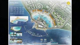 거북섬개발프로젝트, 최저가 상업용지 매각