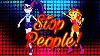 [PMV] Stop People