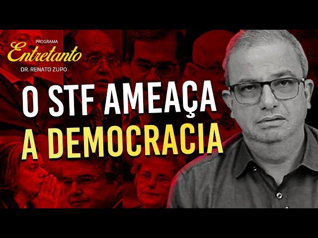 JUIZ EXPLICA OS ERROS DO PODER JUDICIÁRIO BRASILEIRO! - ENTRETANTO (15/12/2020)