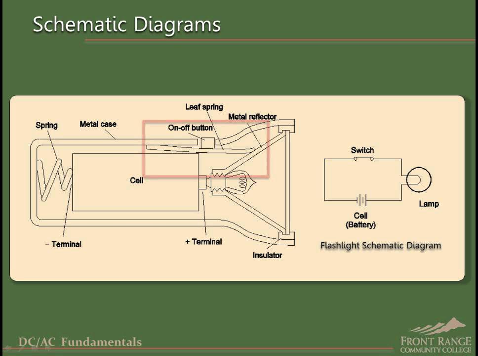 Schematic Diagrams And Current Flow Youtube