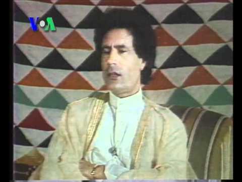Siapa Sebenarnya Moammar Gaddafi? - Liputan Berita VOA 2 Maret 2011