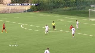 Eccellenza Girone B Porta Romana-Valdarno 4-0