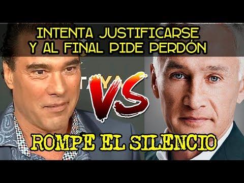 EDUARDO YAÑEZ ROMPE EL SILENCIO Y DISCUTE CON JORGE RAMOS