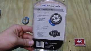 New Brunton ZIP Tag-Along Compass BN91301
