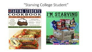 STARVING COLLEGE STUDENTS