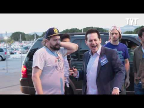 Jimmy Dore Speaks To Tea Partier for Donald Trump