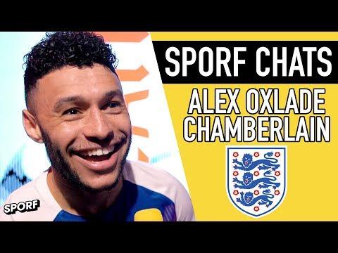 I'VE GOT AWAY WITH IT!   ALEX OXLADE-CHAMBERLAIN X ENGLAND   SPORF
