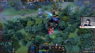 Dota 2 - Greatest Offlane Player Night Stalker Dota 2 Rank Boosting / 20-5-13 [Ft.Dady Smurf]
