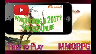 Worth playing in 2017? Conquer Online 3.0 MMORPG