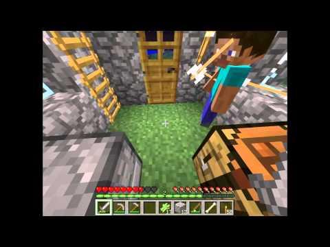 Minecraft Magyar Survivor Sziget 2.rész