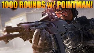 1000 Rounds with Pointman - Ghost Recon Wildlands PVP (Ghost War Pointman Compilation)