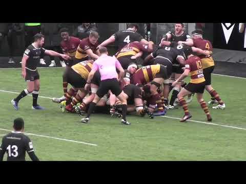 HIGHLIGHTS: Newcastle Falcons v Ampthill