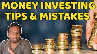Money Investing Tips and Mistakes | How to Invest | Make you Money Work Dont let it SLEEP | Crypto