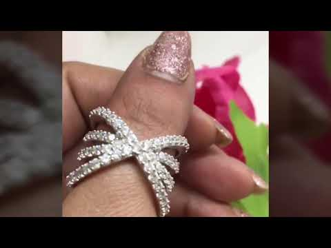 925 Sterling Silver Cocktail Rings At Ornate Jewels