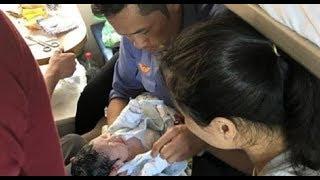 VTC14 | Giúp con dâu sinh nở, bà nội làm rách da đầu cháu