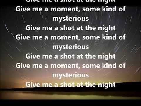 Shot At The Night - The Killers - Lyrics