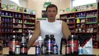 Оптимальные комплексы спортивного питания от А. Мельниченко