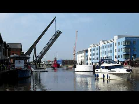 Gloucester Quays And Docks