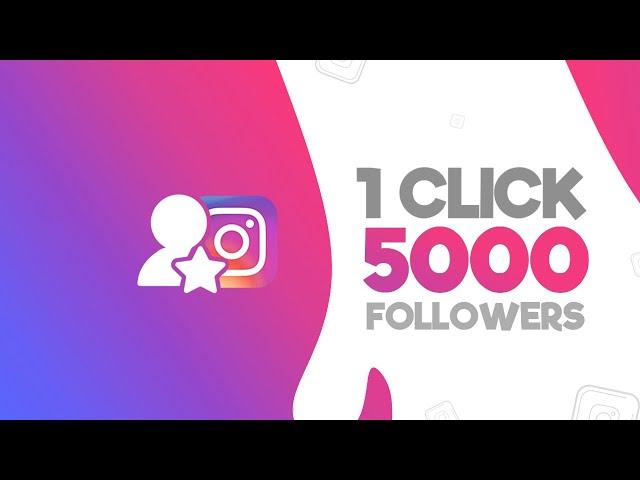😨 Une nouvelle application pour avoir des abonnés sur instagram (Comment avoir plus d\'abonnés Insta)