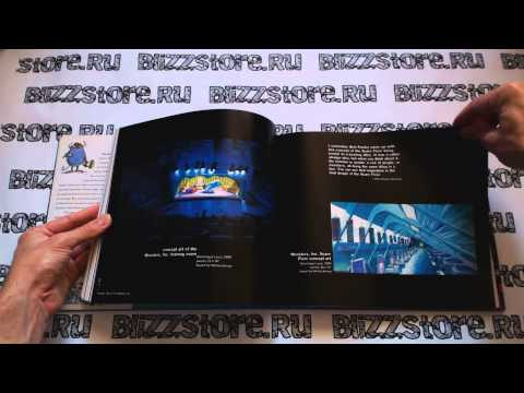 Книга The Art of Monsters Inc