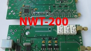 Прибор радиолюбителя NWT-200