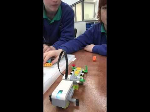 WeDo 2.0 Ysgol Gymraeg Caerffili part 2
