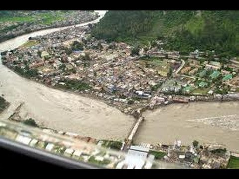 Uttarkand Flood 2013  Video Scenes Travel Video