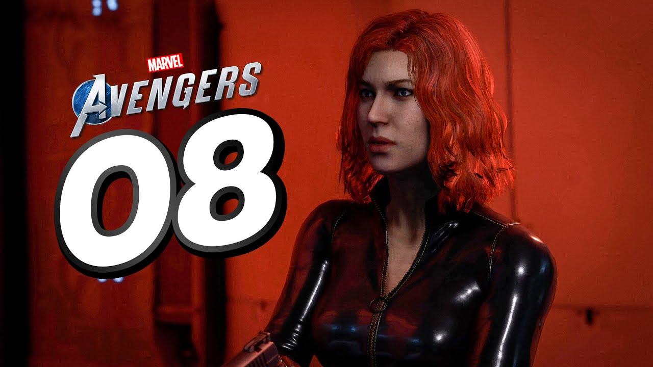 Marvel's Avengers - 8 - นาตาชา โรมาแล้ว