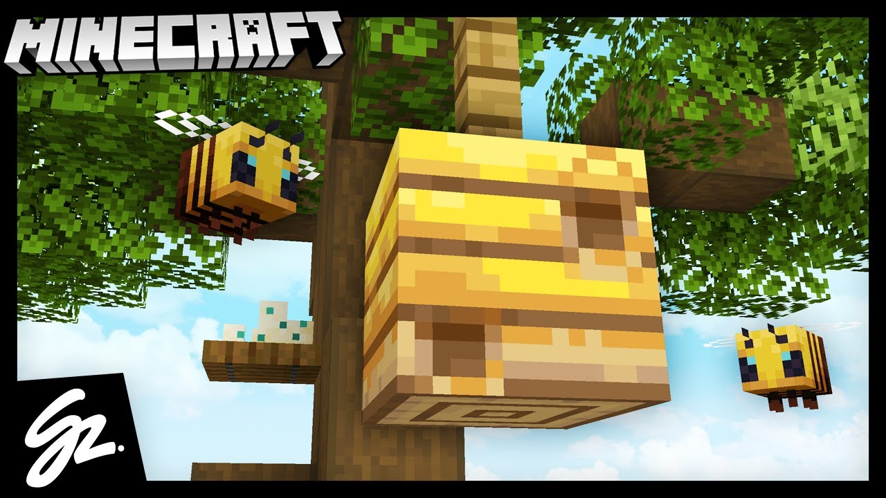 How To Find Bees Minecraft 1 14 Let S Play