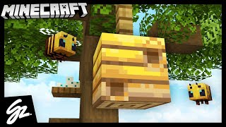 How To Find Bees! - Minecraft 1.14 Let's Play