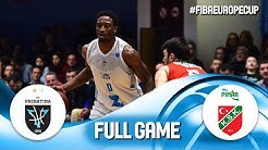 Z Mobile Prishtina v Pinar Karsiyaka - Full Game - FIBA Europe Cup 2018-19