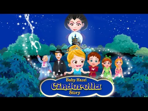 Cinderella Full Movie in English | Cartoon Movie | Fairy Tale | English Stories- Kids By Baby Hazel