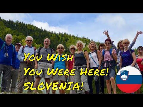 Climbing in the Slovenian Alps! Day 1 Italian Lakes.