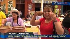 Feria del Pato, del Conejo Cuy y la Chicha