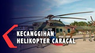 Kecanggihan Helikopter Caracal yang Dicek Jokowi, Tapi Nggak Punya AC
