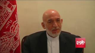 Karzai Blasts NUG For Giving US Troops 'Greater Freedom'