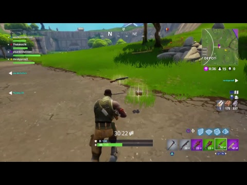 Fortnite battle royal live gameplay online live streaming part#19