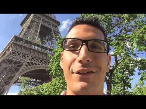The Eiffel Tower (Paris) - Simple Programmer European Tour 2015