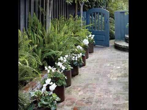 Side Garden Ideas YouTube
