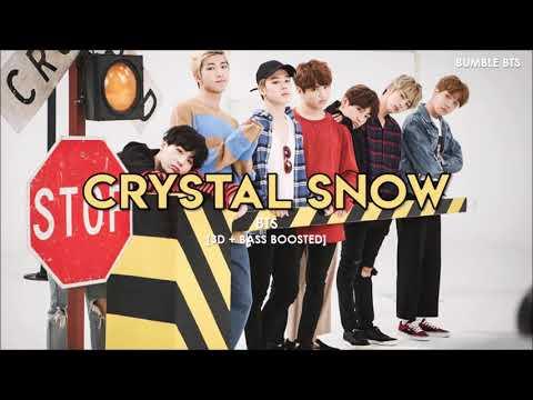 "[3D+BASS BOOSTED] BTS (방탄소년단) - CRYSTAL SNOW (""FACE YOURSELF"" JPN. ALBUM)   bumble.bts"