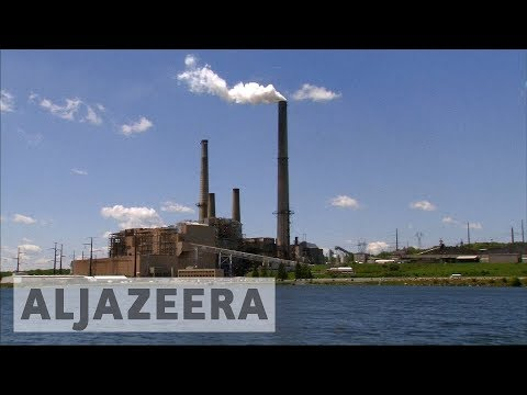 US report blames human action for climate change