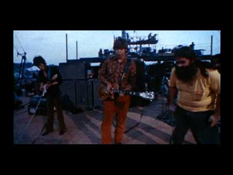 Canned heat  A change is gna come  Woodstock 1969