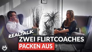 2 Flirtcoaches im Gespräch: Ansprechen, WhatsApp-Flirt, Date, Sex und Beziehung | Andreas Lorenz