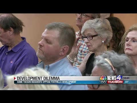 City council votes to reject annexation of proposed development at edge of Catalina Foothills