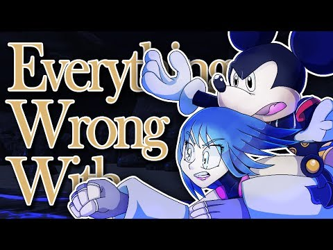 Everything Wrong With Kingdom Hearts 0.2 Birth By Sleep: ~A Fragmentary Passage~ in 21 Minutes