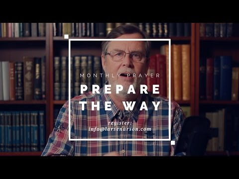 PREPARE THE WAY: A NEW JUBILEE YEAR PRAYER INITIATIVE FOR ISRAEL FROM JERUSALEM