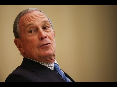 This Michael Bloomberg Interview is the Perfect Swan Song
